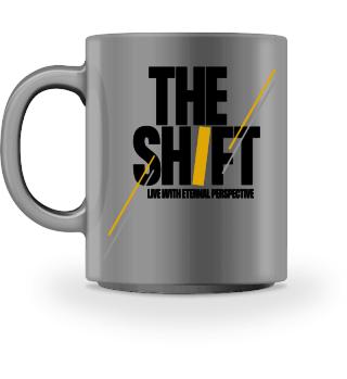 THE SHIFT Coffee Mug White