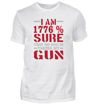 2ND AMENDMENT / GUN LOVER: taking My Gun