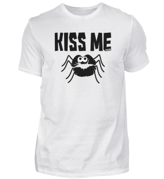 Kiss Halloween spider creepy monsters Gi