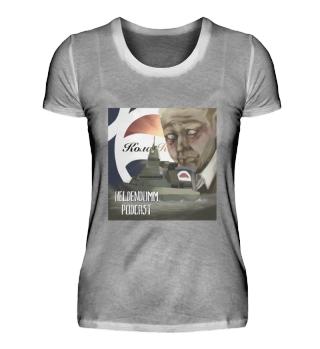 T-Shirt Damen - Cola