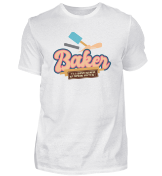 Baker Noun Job Description Baking Cupcak