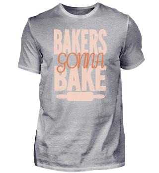Bäcker Geschenk Brot Brötchen Konditor