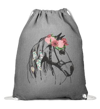 Blumenpferd Gymbag