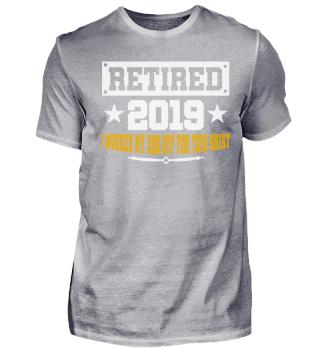 Retired Rentner 2019