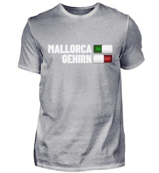 Mallorca on - Gehirn off - Party