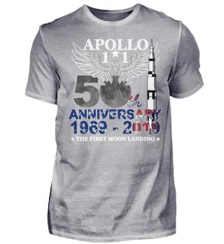 50th Moon Landing Anniversary