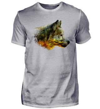 Wolf Landschaft 002