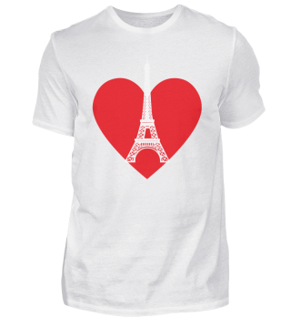 Eiffel Tower Love Frenchmen France