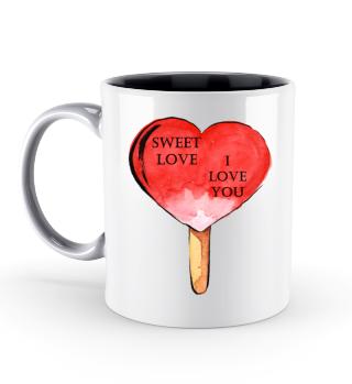 Sweet Love Valentinstag Geschenk idee
