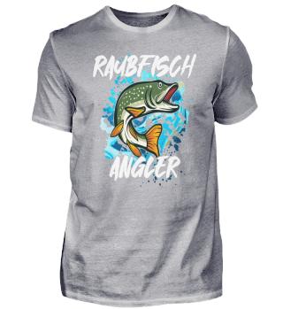 Raubfisch angler