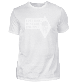 2W0F Lost Time Is Never Found | black