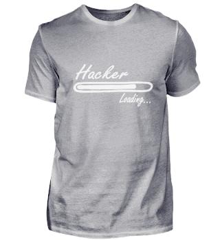 Hacker Loading T-Shirt