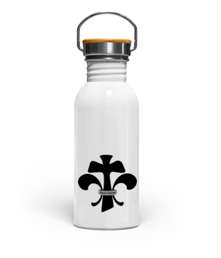 Tau-Lilie Taunus-Pfadfinder Trinkflasche