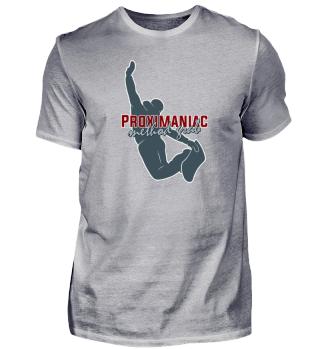 Proximaniac - Fly High - Premium T-Shirt