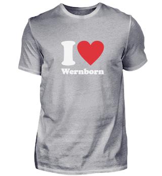 I love Wernborn