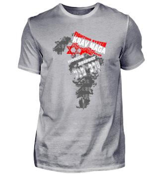 Krav Maga Honor and Respect T-Shirt