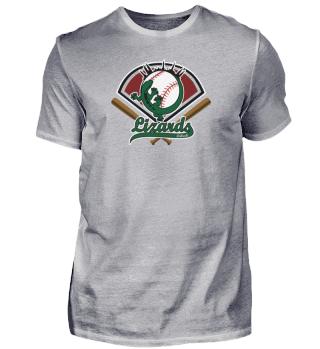 Lizards Basic T-Shirt Baseball
