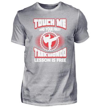 Teakwondoo Martial Arts Gift