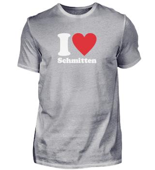I love Schmitten