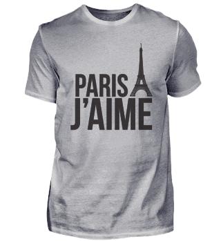 Paris Love Eiffel Tower Skyline France
