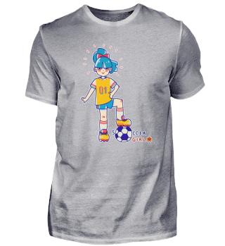 Fussball Trikot Mannschaft Mädchen Frau