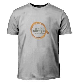 Drip Coffee Easablished 2019