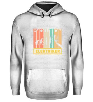 Elektriker Handwerker · Evolution