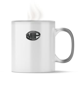 MAGIC CUP mit Logo schwarz