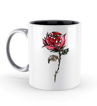 Rose I Love you Valentinstag Geschenk
