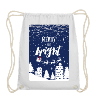 Merry And Bright - Santa Claus