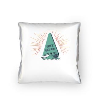Free Sailor pillow