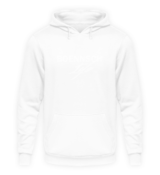 unisex hoodie boennsch life