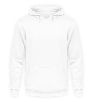 moin. chest-print - Basic Hoodie