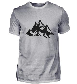 Mountain symbol mountain mountains natur