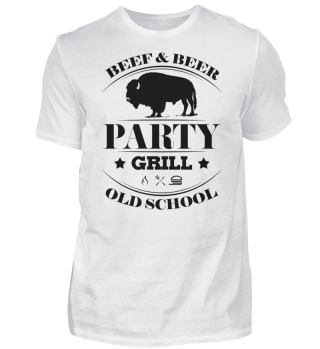 ☛ Partygrill - Old School - Beef #4S