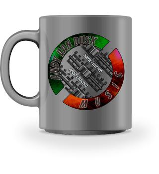 Kaffeetasse weiss