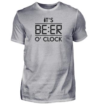 It`s BE:ER O``Clock