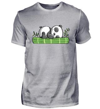 Süßer Kleiner Panda I Pandabär