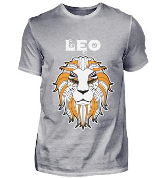 D007-0117B Zodiac Signs - Leo