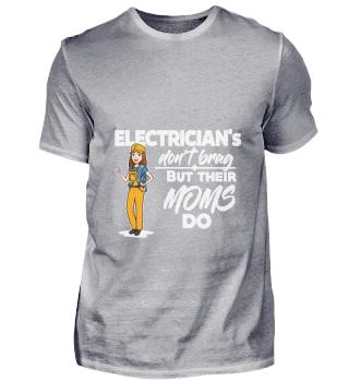 D001-0522A Female Electrician Elektriker