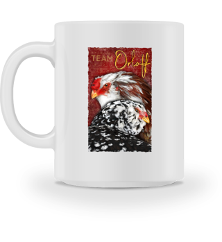 Team Orloff mug - becher - mok