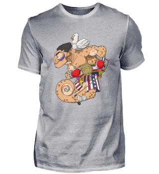 Chameleon Legion - American boxer