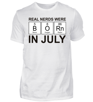 Periodic Elements - BORN july black
