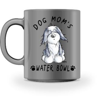 Bearded Collie Dog Mom's Bowl I Mug