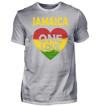 Jamaica One Love Karibik Insel Urlaub