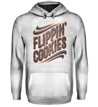 Herren Hoodie Flippin' Cookies Ramirez
