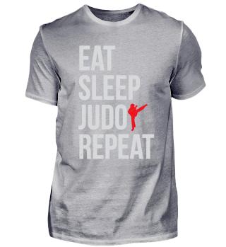 Martial Arts - Eat Sleep Judo Repeat G