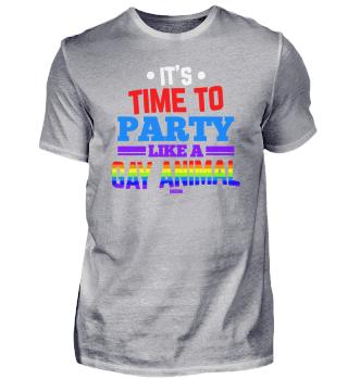 Gay Lesbian Gay Pride Party