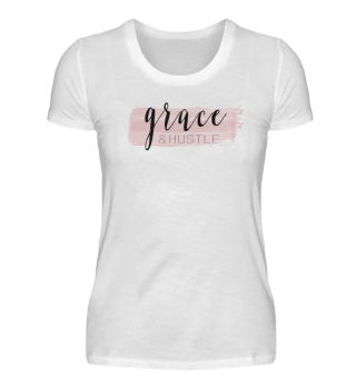 Grace And Hustle - Script Typography