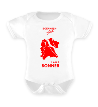 baby strampler iam a bonner